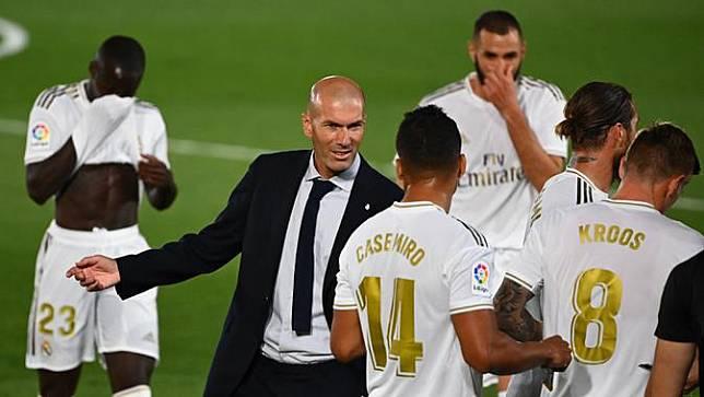 Gol Sergio Ramos Bawa Real Madrid Kokoh di Puncak Klasemen