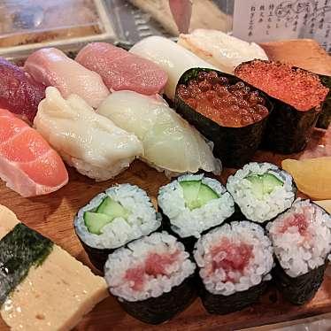魚がし寿司のundefinedに実際訪問訪問したユーザーunknownさんが新しく投稿した新着口コミの写真