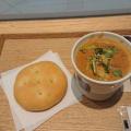 スープストックセット - 実際訪問したユーザーが直接撮影して投稿した四谷スープ専門店スープストックトーキョー アトレ四谷店の写真のメニュー情報