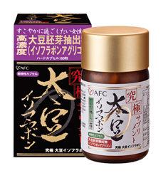 專品藥局 日本AFC 究極系列 女調 膠囊食品 60粒 (安撫內在煩躁,預約幸福體質) 【2006852】