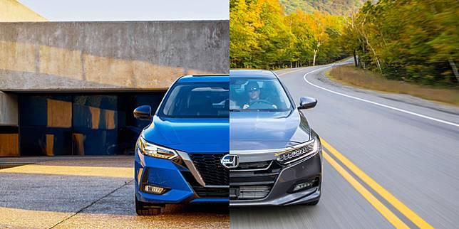 Ilustrasi kolaborasi Nissan dan Honda