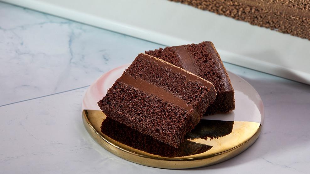 甜點控超愛!苦甜果香黑巧克力蛋糕再拿15%回饋