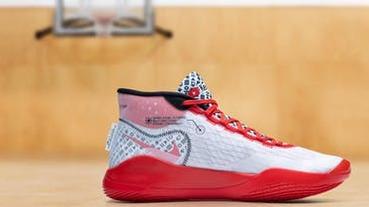 繼 PlayStation 聯名款後,Nike 再推杜蘭特 YouTube 球鞋