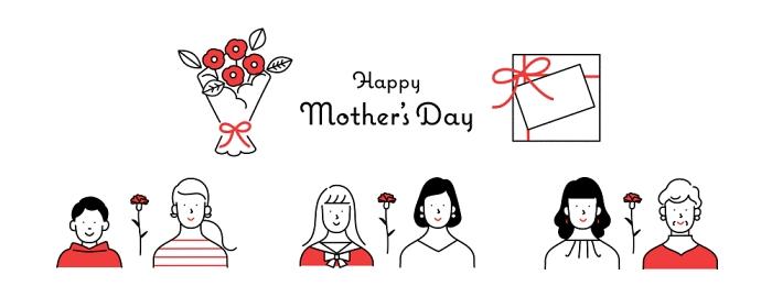 日本母親節