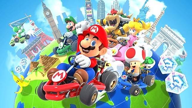 超級任天堂世界由任天堂王牌遊戲設計師宮本茂親自打造,遊戲中的壞蘑菇、星星金幣、水管等在園中隨處可見。(互聯網)