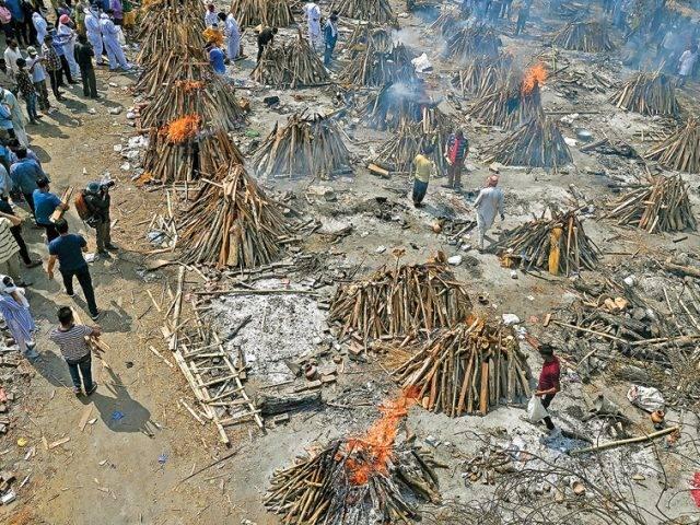 Darurat Covid-19, India Diharapkan Tidak Gengsi Minta Bantuan Tiongkok