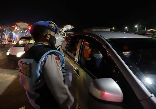 Penyekatan Mudik Berlaku, 1.258 Kendaraan Dari Jakarta Diputar Balik