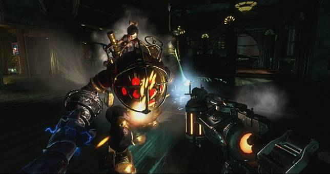2K確認開發《BioShock》生化奇兵新作,但可能要再等個幾年