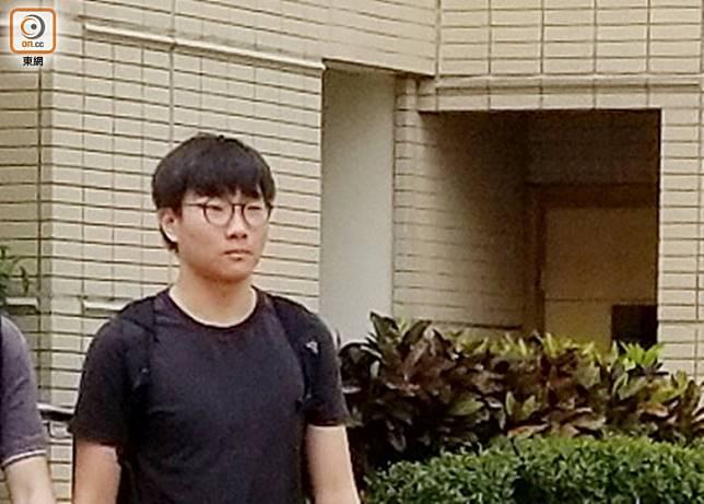張銘俊被裁定罪名不成立。