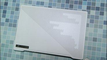 低調的時尚 簡約的強大 全新西風之神 ROG Zephyrus G14 酷炫電競筆電開箱!