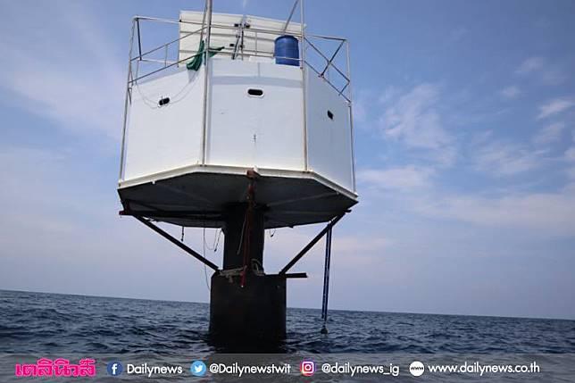 ทัพเรือจ่อลุยแยกบ้านลอยน้ำ ลากกลับเข้าฝั่ง22เม.ย.นี้