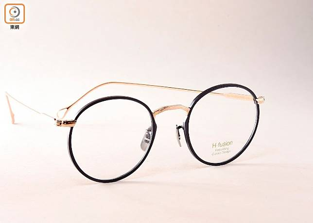 the WAREHOUSE optical x H-fusion HF-508(限量30副)(互聯網)