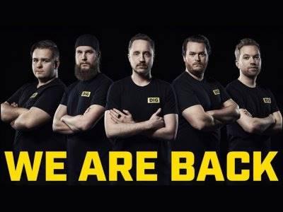 Dignitas Umumkan Roster CS:GO Baru, Bawa 4 Pemain Legendaris dari NiP!