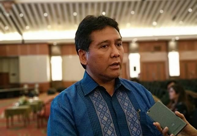Indonesian Hotels and Restaurants Association (PHRI) chairman Hariyadi Sukamdani.