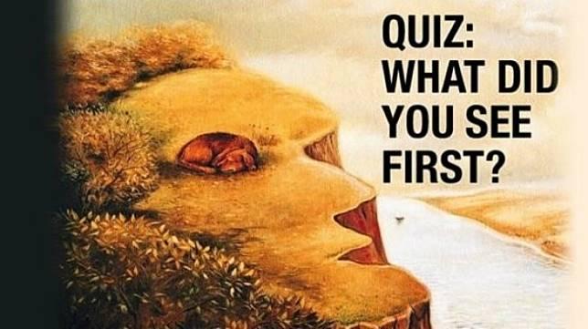 Kuis: Gambar apa yang pertama kamu lihat? (themindsjournal.com)