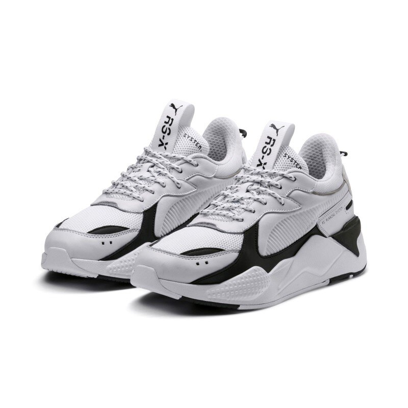 【PUMA】 RS-X CORE RSX 黑白 老爹鞋 泫雅著用款 休閒鞋 慢跑鞋 (Palace store)