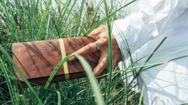 夏日最強森林系單品就靠他,回頭率暴表的《樹革蒔繪皮夾》