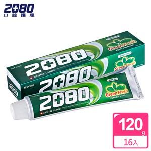 清新綠茶搭配淡淡薄荷味 預防蛀牙 去除口臭