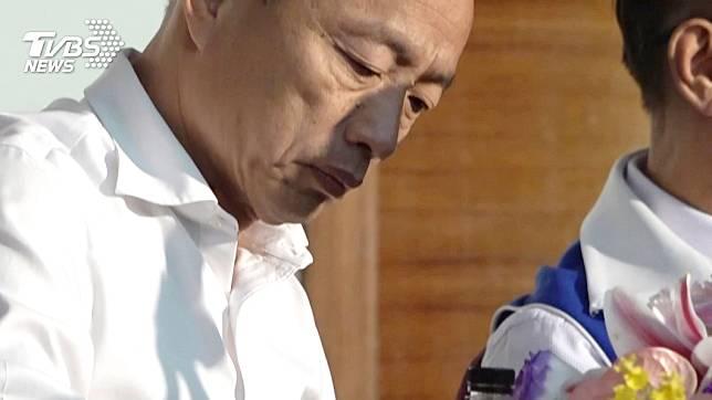 高雄市長韓國瑜。(圖/TVBS資料畫面)
