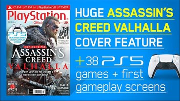 PlayStation 5 首批 38 款遊戲清單於《PlayStation Magazine》官方雜誌曝光!