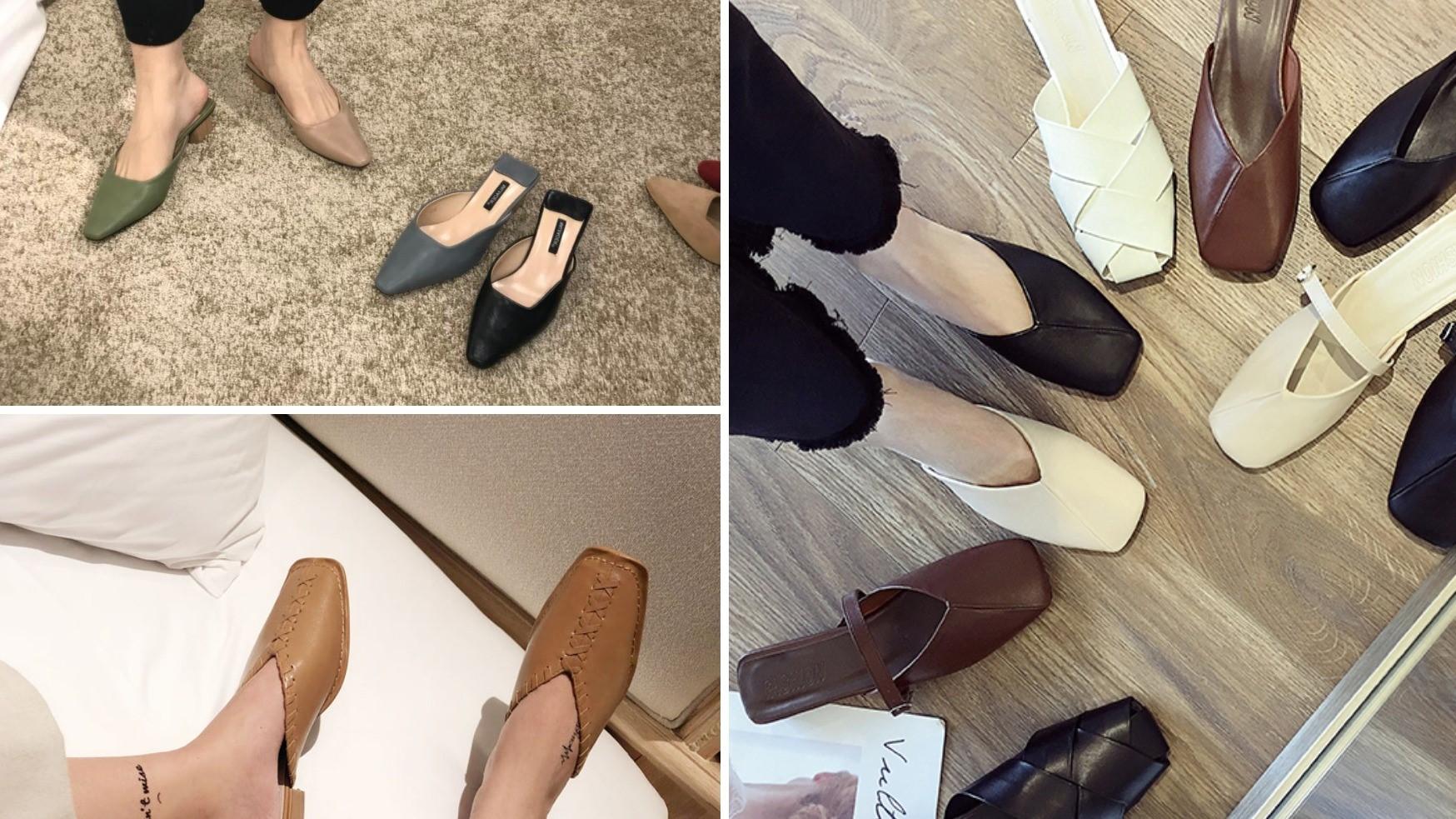 穿拖鞋就是隨便?今年最流行的早春時髦歐膩【懶人拖】清單推薦!