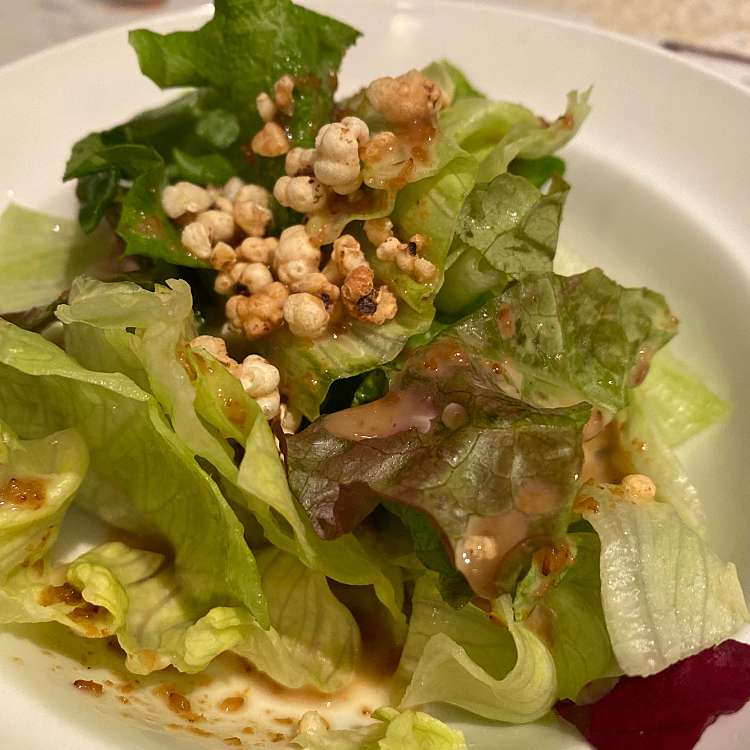 ユーザーが投稿したコンビドリアパスタの写真 - 実際訪問したユーザーが直接撮影して投稿した西新宿西洋料理マトリョーシカ 新宿ミロード店の写真