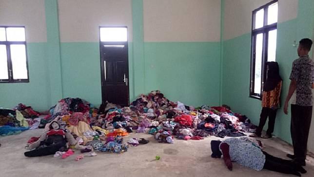 Ribuan Pakaian Dalam Perempuan Hilang, Ternyata Dicuri dan Dikoleksi Pria Ini di Rumah