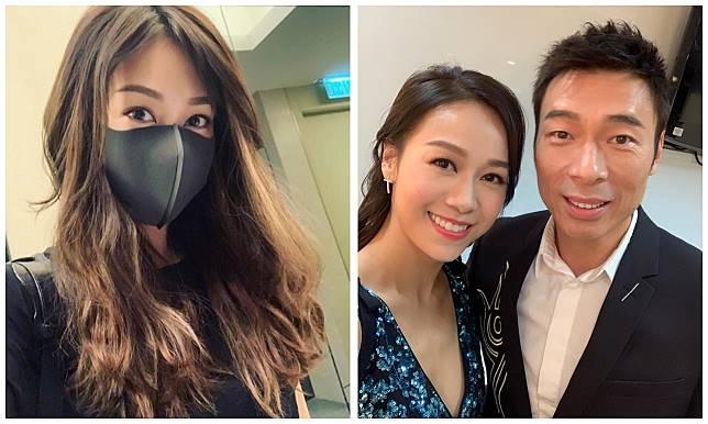 自從上周二爆出「安心偷食」,黃心穎一直未見影,TVB高層樂易玲曾透露她情緒時好時 壞,所以未能親身交代事件,只在社交網貼文道歉。
