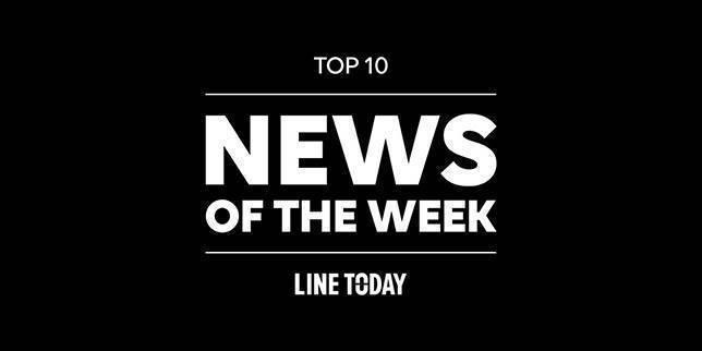 LINE TODAY Top 10 News of the Week (15 Maret 2020)