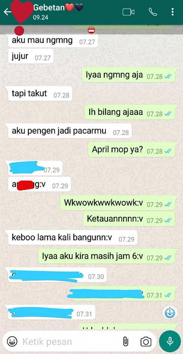 15 Meme Dan Drama Chat April Mob Ini Bikin Kesel Dan Ngakak