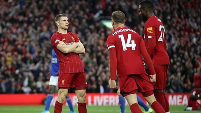 Liverpool Secara Dramatis Kalahkan Leicester City