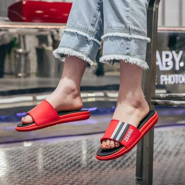 女士涼拖鞋夏季家用可愛室內浴室洗澡防滑新款情侶外穿男 森雅誠品