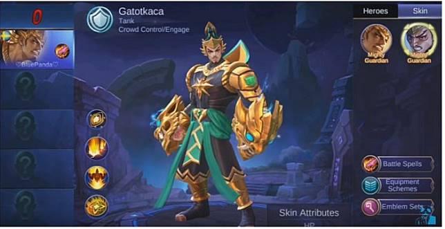 7200 Gambar Mobile Legends Gatotkaca HD