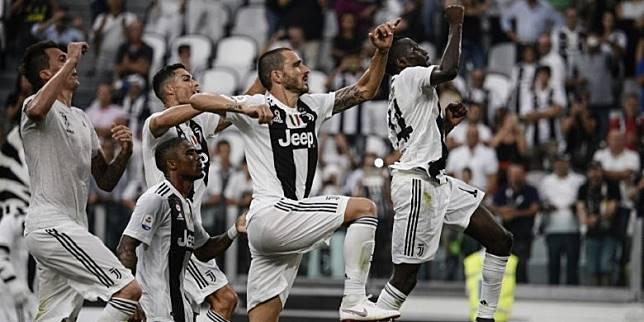 5 Ancaman bagi Juventus di Fase Grup Liga Champions 2018-2019