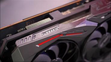 華碩 RX 5700 系列顯卡溫度不好看,關鍵在螺絲