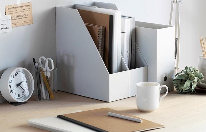 無印良品2020人氣商品-檔案盒