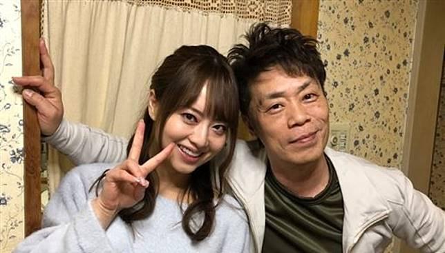 大島丈曾經跟不少女優合作,包括吉澤明步。(互聯網)