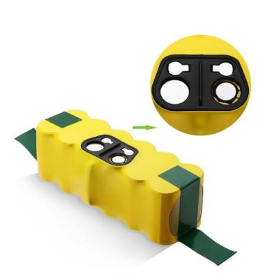 全新高品質電池 品牌: 副廠 電芯種類:Ni-MH 鎳氫 電池容量:3500mAh 輸出:14.4V