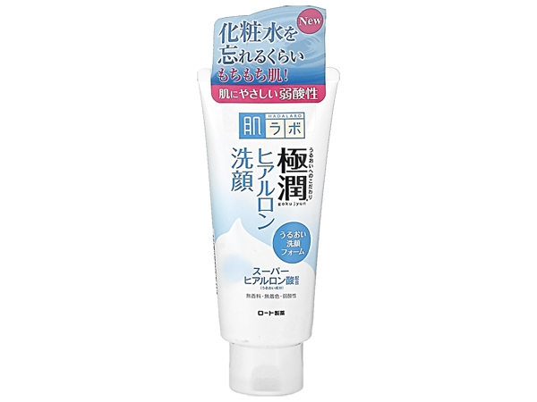 ROHTO 肌研~極潤保濕洗面乳100g【D120895】