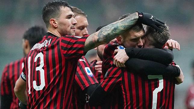 Termasuk Donnarumma 13 Pemain AC Milan Terancam Hengkang