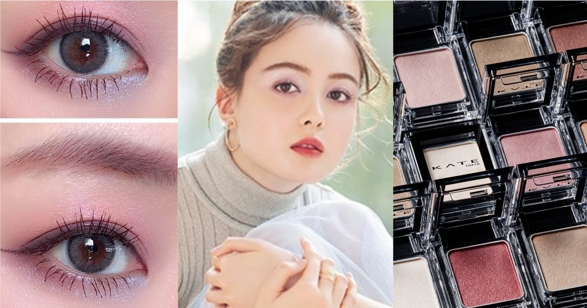 2019 春夏眼影就選日本開架品牌!必收多彩、大地色眼影盤率先盤點
