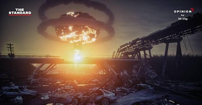 จะเกิดอะไรขึ้นกับโลก ถ้าสหรัฐฯ และรัสเซียยิงนิวเคลียร์ใส่กันจนหมดหน้าตัก