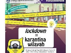 Perbedaan Lockdown dengan Karantina Wilayah
