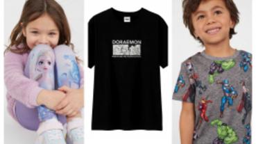快時尚品牌GU、H&M搶聯名,推出最新童裝,孩子的媽保證瘋搶