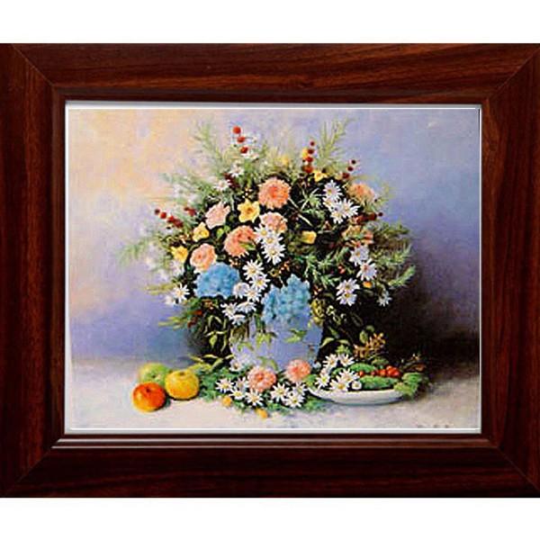 商品編號d2-5商品簡介柔美系列複製畫壁飾,嬌艷璀璨的盆花是室內設計不變的選擇,掛在室內將蓬蓽生輝!皆防塵,防潮,不褪色油畫處理;含原木框想要妝點一個溫韾舒適的家,有品味的畫作不可少!不但能使居家品質