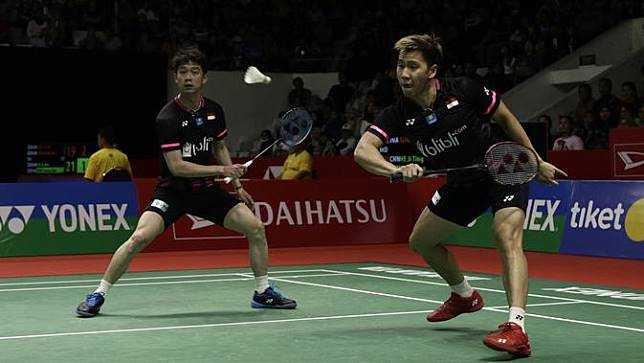 Link Live Streaming Semifinal Indonesia Masters 2020 di TVRI