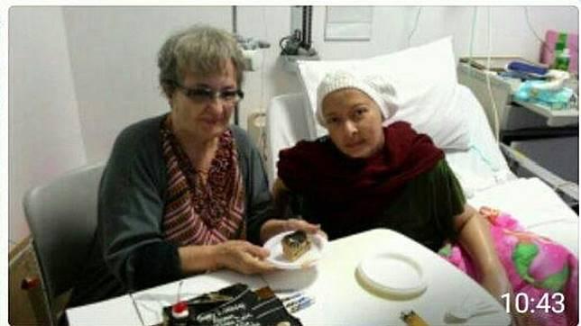 Yana Zein dan Swetlana Zein (IST)
