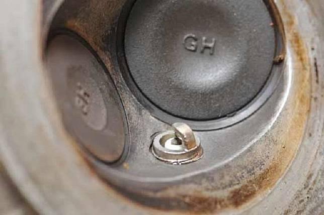 Ilustrasi busi motor