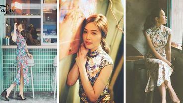 香港新體驗!不要再去韓國試韓服啦~「嫣裳記」旗袍租借,感受港式復古情懷!