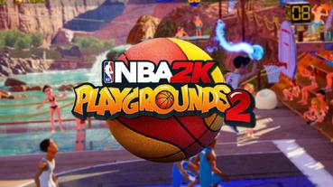 官方新聞 / 來場二對二《NBA 2K 熱血街球場 2》擴大 NBA 電玩遊戲版圖